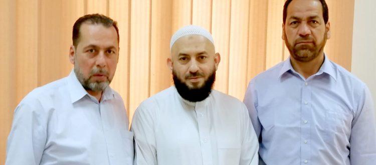 المؤسسة الدولية للتضامن مع الأسرى (تضامن) تلتقي جمعية الاتحاد الإسلامي في بيروت