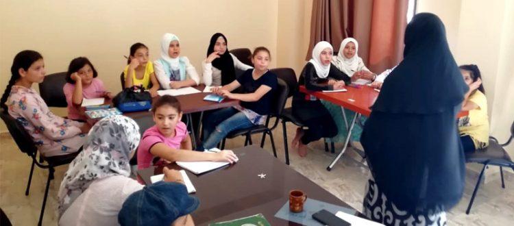 انطلاق دورة العربية.. من الألف إلى الياء في دار القرآن الكريم - البداوي