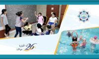 مهارات جديدة في الأسبوع الثالث من دورة فتيات الفرقان في بيروت