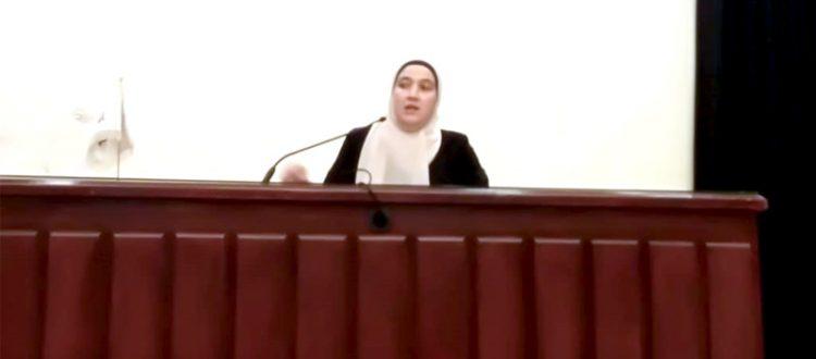 لبيك اللهم حجاً.. محاضرة في طرابلس مع الأخت الداعية غنى عيواظه