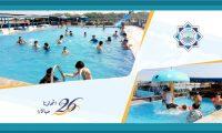 """""""جيل القرآن"""" في طرابلس يفتتح رحلاته الترفيهية بالسباحة"""