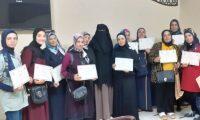 """المنتدى الشبابي في طرابلس يختتم دورة """"فقه النساء"""" مع أ. شمّاء عويّد"""