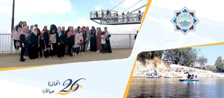 لنفسك عليك حق.. الرحلة الترفيهية الثامنة للشابات في طرابلس إلى جبال الأربعين وبنشعي