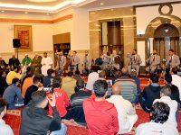 لجنة مسجد الفرقان - عرمون تحيي ذكرى المولد النبوي الشريف مع فرقة المادحين - مزرزع