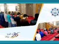 العبادة في الهرج كهجرة إلي.. ليلة تعبدية في طرابلس - المنتدى الشبابي في جمعية الاتحاد الإسلامي