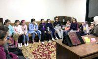 """""""ديننا حياة"""".. انطلاق دورة عالم الفرقان الشتوية للفتيات في بيروت"""