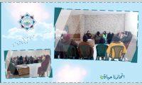 الحب عبادة.. محاضرة للجنة حنايا في عكار مع أ. زينة الأحمد