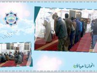 سهرة عبادية أخوية للمنتدى الشبابي في مسجد الوسام - الصويرة، البقاع