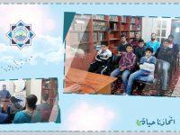 أحكام التجويد للمبتدئين والمبتدئات في دار القرآن الكريم - عكار