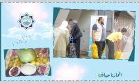 مؤسسة نماء توزّع 1000 حصة غذائية على العائلات المتعففة في لبنان