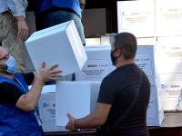 مؤسسة نماء: توزيع 200 حصة نظافة ضمن حملة