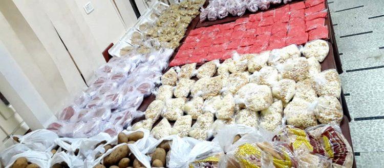 مؤسسة نماء: تقديم 500 وجبة باردة للعائلات المستحقة في طرابلس