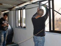 مؤسسة نماء: استكمال ترميم المنازل في الكرنتينا ضمن حملة