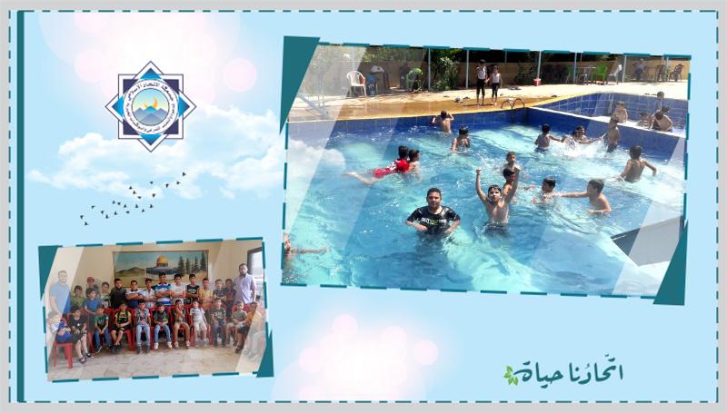 اختتام دورة نادي الفرقان الصيفية في عكار