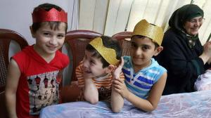 الإفطار الثاني للأيتام وعوائلهم في طرابلس
