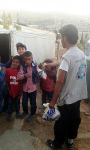 سنّة وفرحة بعيد الأضحى.. مشروع سنّة الأضاحي 2017   مؤسسة نماء-021