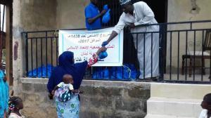 سنّة وفرحة بعيد الأضحى.. مشروع سنّة الأضاحي في غانا 2017   مؤسسة نماء-031