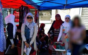 احتفال المهتديات في المنتدى للتعريف بالإسلام بقرب حلول عيد الأضحى-003