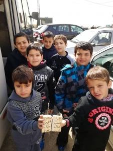 رحلة ثلجية لأشبال عالم الفرقان في طرابلس