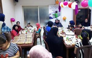 مؤسسة نماء: إفطار للأيتام وعوائلهم في طرابلس-001