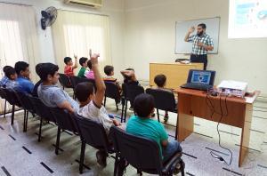 الحفل التكريمي لحلقات جيل القرآن في طرابلس-001