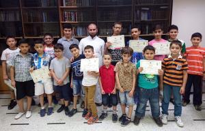 الحفل التكريمي لحلقات جيل القرآن في طرابلس-005