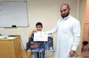 الحفل التكريمي لحلقات جيل القرآن في طرابلس-006