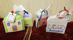إفطار للأيتام في مسجد الصدّيق - بيروت-007
