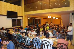 الإفطار الرمضاني السنوي للمنتدى الطلابي في طرابلس-001