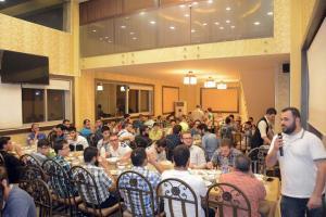 الإفطار الرمضاني السنوي للمنتدى الطلابي في طرابلس-002