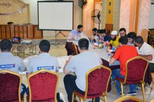 الإفطار الرمضاني السنوي للمنتدى الطلابي في بيروت-001