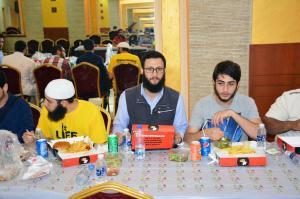 الإفطار الرمضاني السنوي للمنتدى الطلابي في بيروت-002