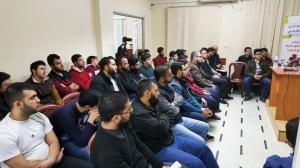 قناديل مقدسية: فلسطين والقدس.. واقع وتحديات، لقاء شبابي مع القيادي في حركة حماس أ. أسامة حمدان