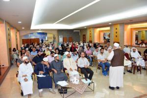 ملتقى حفاظ الوحي (2) مع د. عادل أبو شعر-012