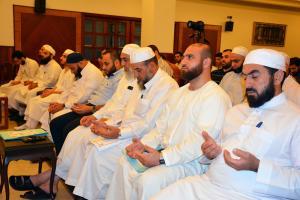 ملتقى حفاظ الوحي (2) مع د. عادل أبو شعر-020