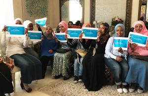 حفل تخريج المهتديات الإثيوبيات في المنتدى للتعريف بالإسلام-002
