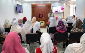 حفل تخريج المهتديات الفلبينيات (2) في المنتدى للتعريف بالإسلام-003