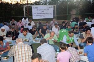 جولة على مخيمات النازحين في البقاع وتقديم المساعدات بالتعاون مع IHH-009