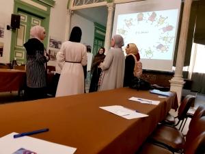 الأدمغة الأربعة.. دورة تدريبية في طرابلس مع أ. دعاء فاكهاني - حنايا