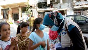 """حملة """"بيروت تناديكم"""" لمساعدة أهلنا المتضررين في بيروت"""