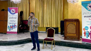 رمضان.. ترابط وصلة، إفطار للمنتدى الشبابي في بيروت