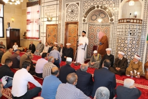 افتتاح مسجد أبي ذر رضي الله عنه ببلدة الصويرة في بقاع لبنان