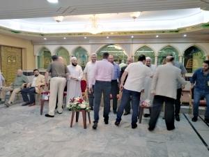 جمعية الاتحاد الإسلامي تستقبل وفود المهنئين بعيد الأضحى 1440 في بيروت والمناطق