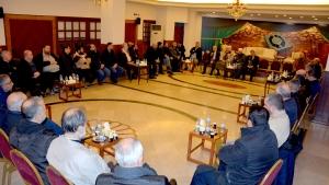جمعية الاتحاد الإسلامي: لقاء علاقاتي في طرابلس للبحث في المستجدات وواقع أهل السنّة في البلد