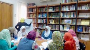 انطلاق الدورة الشرعية (أساسيات الإسلام) للمهتديات في المنتدى للتعريف بالإسلام