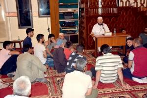 شهر بعد رمضان.. فأين نحن؟ | محاضرة للشيخ حسن قاطرجي في داريا