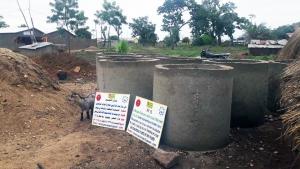 """مؤسسة نماء: حفر بئر """"البركة"""" في دولة توغو – إفريقيا"""