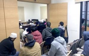 20181226-الشيخ صالح الغرسي في دار القرآن الكريم - عائشة بكار