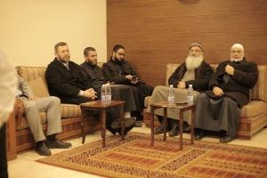 20181226-الشيخ صالح الغرسي في دار العلم والعلماء