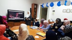 اختتام الدورة الشرعية للمهتديات الإثيوبيات والفلبينيات في المنتدى للتعريف بالإسلام